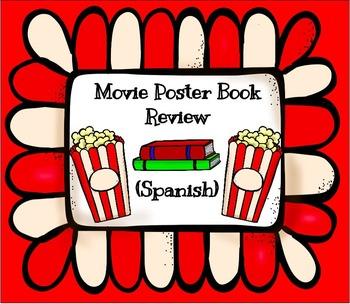 Movie Poster Book Report- Spanish