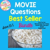 Movie Question Best Sellers Bundle Great for the End of the Year!