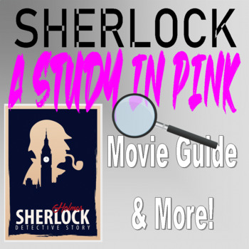 Movie Question Packet : Sherlock A Study in Pink (forensic / psychology)