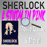 Movie Guide and More! : Sherlock A Study in Pink (forensic / psychology)