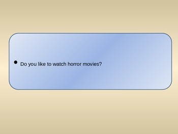 Movie Questions - Chat Class
