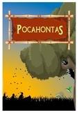 Pocahontas Movie Guide + Activities - Answer Key Inc. (Color + Black & White)