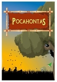 Pocahontas Movie Guide + Activities - Answer Key Inc. (Color + Black & White)