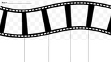Movie Reel Paper