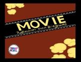 Movie Reflection Venn Diagram (English and French Version)
