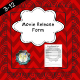Movie Release Form