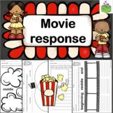 Movie Response- activity sheets for any movie