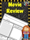 Movie Review - French / English