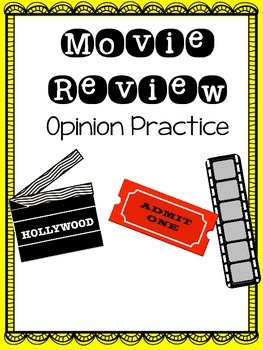 Movie Review Opinion Writing