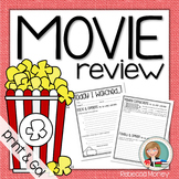 Movie Review Page