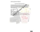 Movie Review Speech