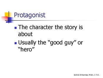 Lights, Camera, Action! Movie Review Through Story Elements PowerPoint