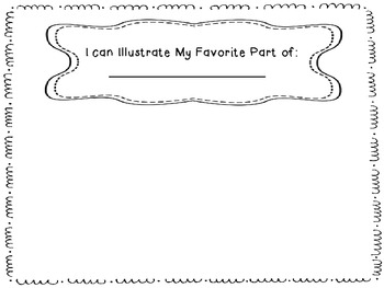 Movie Review Writing Prompt for Primary