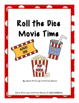 Movie Roll the Dice