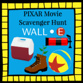 Printable Activity For WALL-E Movie