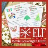 Movie Scavenger Hunt for Elf