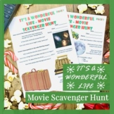 Movie Scavenger Hunt for It's a Wonderful Life