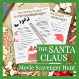 Movie Scavenger Hunt for The Santa Clause