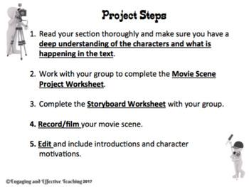 Movie Scene Project