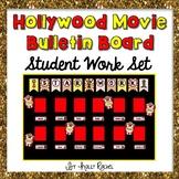 Hollywood Movie Themed Student Work Bulletin Board Set