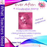 """""""Ever After"""" starring Drew Barrymore- Movie Study Guide (N"""