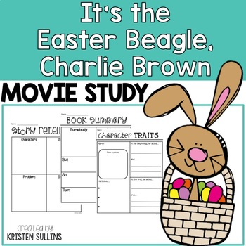 Movie Study: It's the Easter Beagle, Charlie Brown!