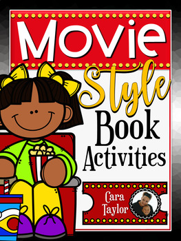 Movie Style Book Reports and Activities