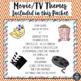 Movie & TV Themes for Instrumental Music - FREEBIE