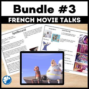 Movie Talk Bundle 3