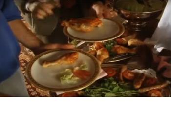 Movie Talk - Food