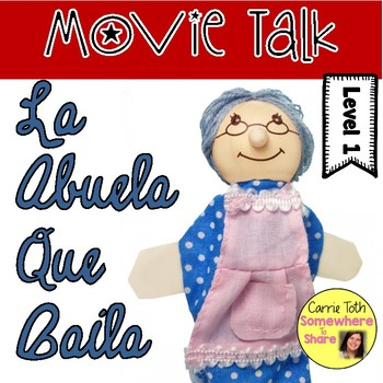 Movie Talk: Grandma Dances to Usher