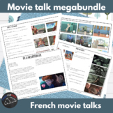 Movie Talk Megabundle - for French learners