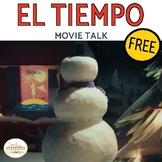 Weather El Tiempo Movie Talk