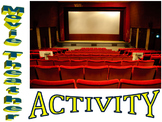 Algebra - Movie Theater Activity