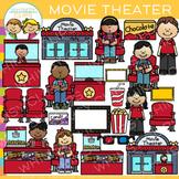 Movie Theater Clip Art