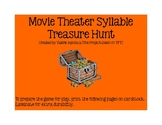 Movie Theater Syllable Treasure Hunt