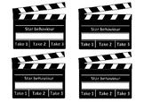 Movie Theme - Behaviour Cards