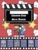 Movie Theme Binder Covers