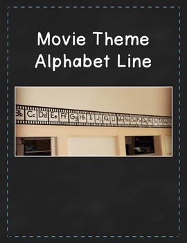 Movie Theme Classroom-BUNDLE