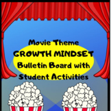 Movie Theme Classroom Decor with Student Pages
