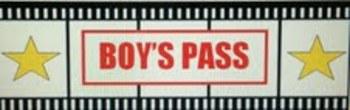Movie Theme Hall Passes