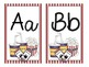 Movie Theme Large Letter Cards