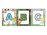 Movie Themed Alphabet Labels
