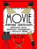 Movie/ Hollywood Themed Classroom {Decor, Classroom Manage