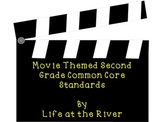 Movie Themed Common Core Standards