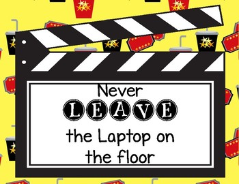 Movie Themed Device Rules