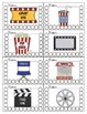 Movie Themed Punch Cards