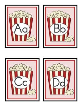 Movie Theme Word Wall
