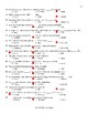 Movie Things-Genres Multiple Choice Exam