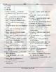 Movie Things and Genres Translating Spanish Worksheet